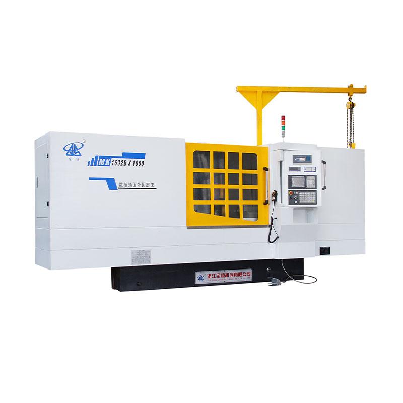 MK1632B (C)CNC transverse cylindrical grinding machine