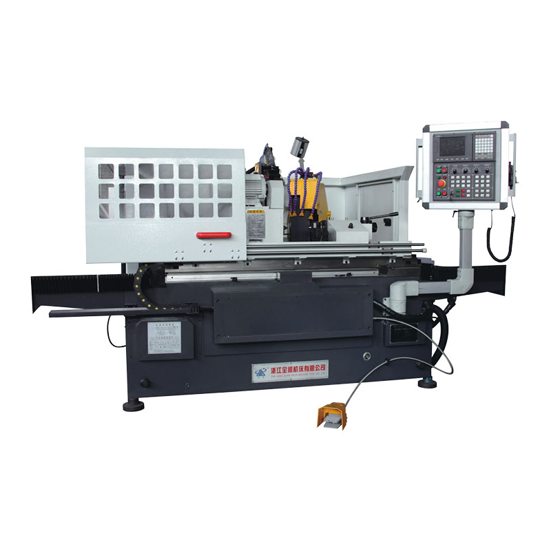 Trouble and repair of hydrodynamic bearing of surface grinder