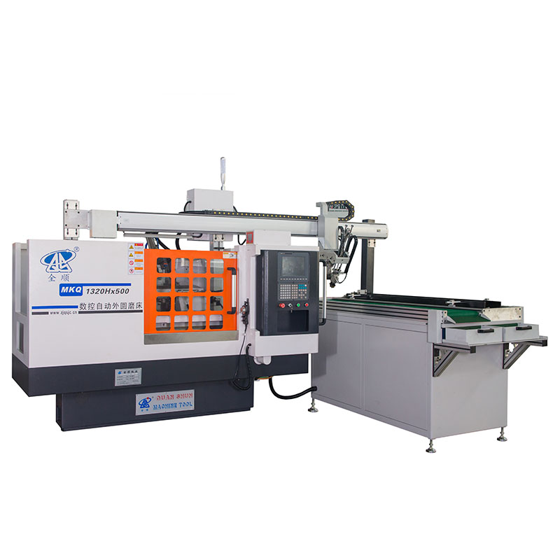 What are the aspects of surface grinder operation?