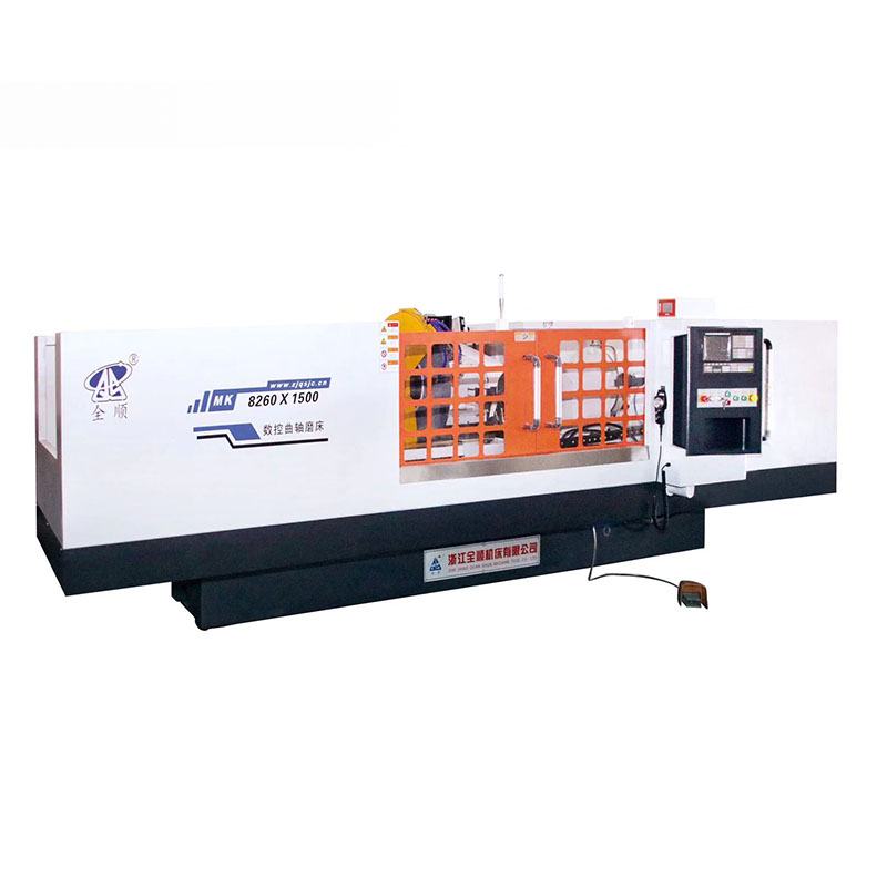 QMK8240 QMK8260 CNC crankshaft grinding machine